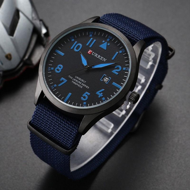ceas-barbatesc-casual-curren-m8268
