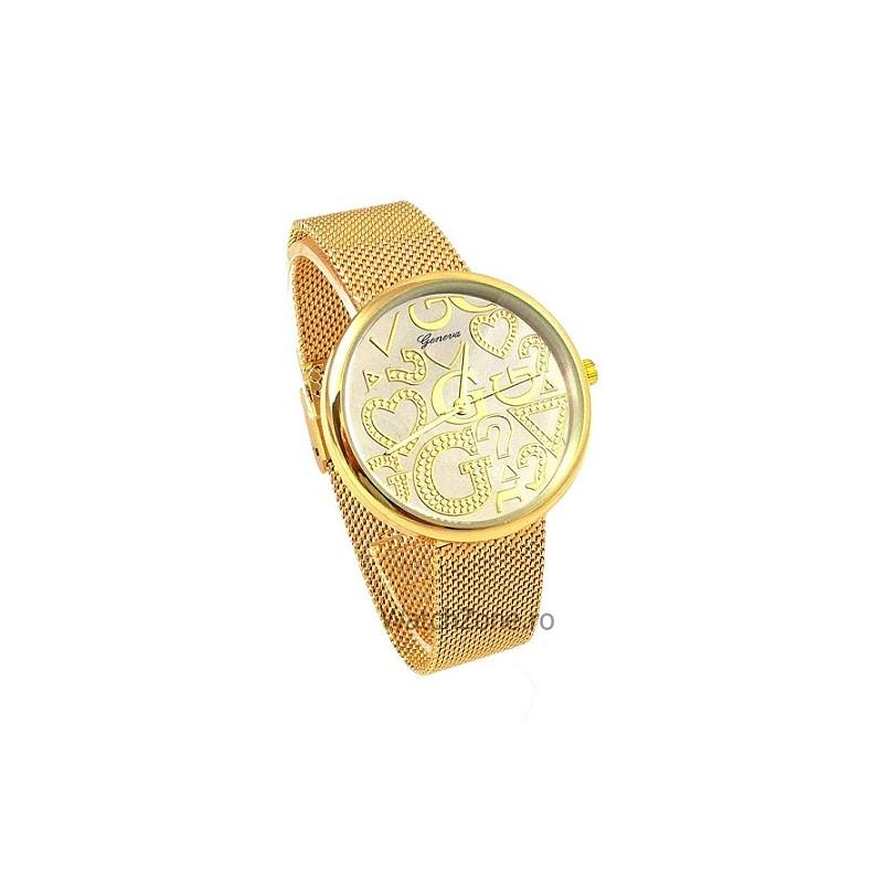 ceas-dama-auriu-geneva-fashion-wz014
