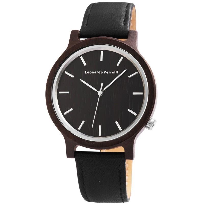 ceas-din-lemn-de-santal-negru-leonardo-verrelli-de42010412
