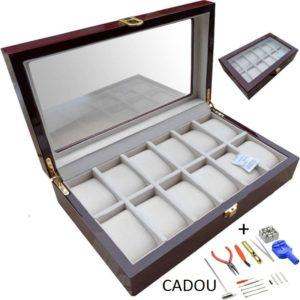 cutie-depozitare-12-ceasuri-lemn-trusa-ceasornicar-cadou