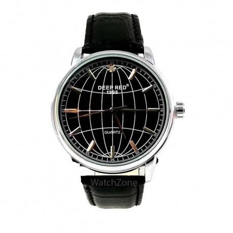 ceas-barbatesc-negru-deep-red-rl2773
