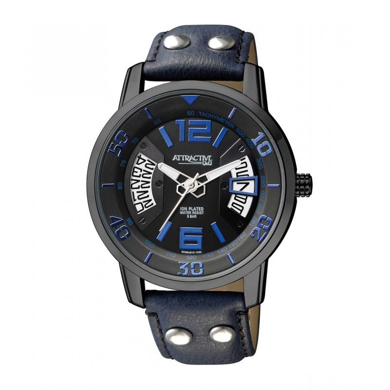 ceas-barbatesc-qq-coupe-dark-blue