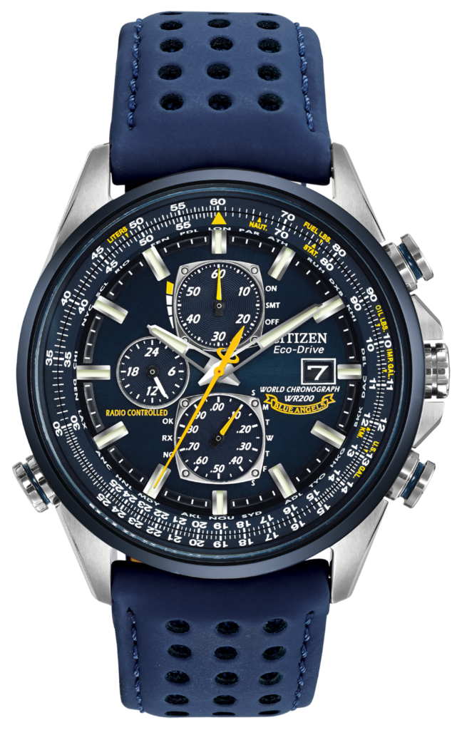 World Chronograph A-T-main