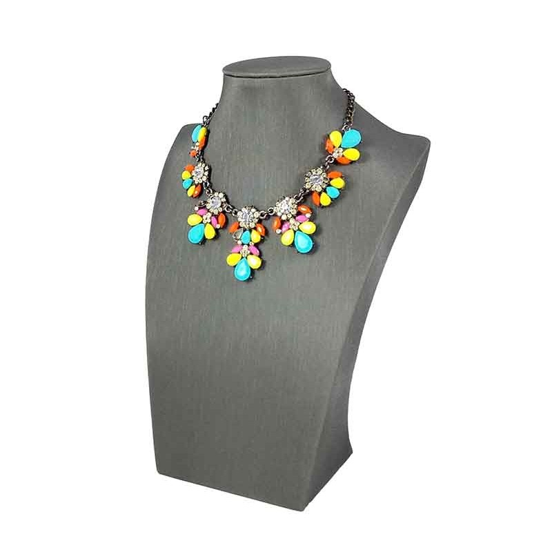 bust-expunere-bijuterii-satin-gri-wz2053
