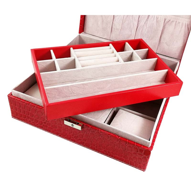 caseta-bijuterii-piele-ecologica-rosie-imprimeu-crocodil-alexa-wz2054 (1)