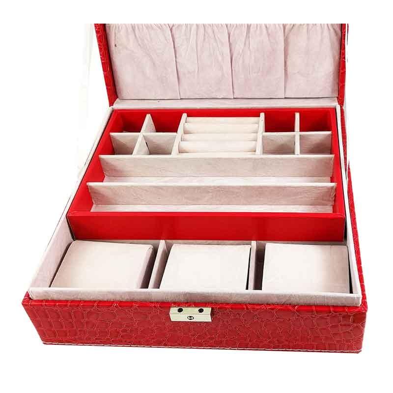 caseta-bijuterii-piele-ecologica-rosie-imprimeu-crocodil-alexa-wz2054