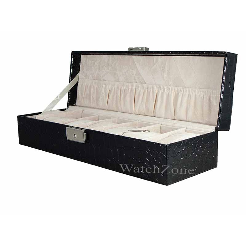 caseta-ceasuri-7-spatii-neagra-piele-ecologica-premium (1)
