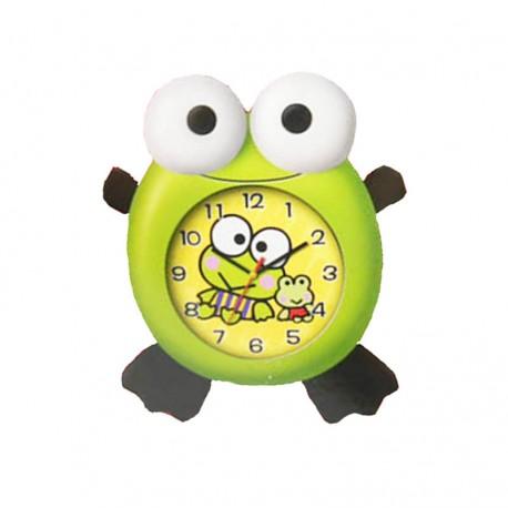 ceas-de-perete-green-frog-pentru-copii-xw7128-4
